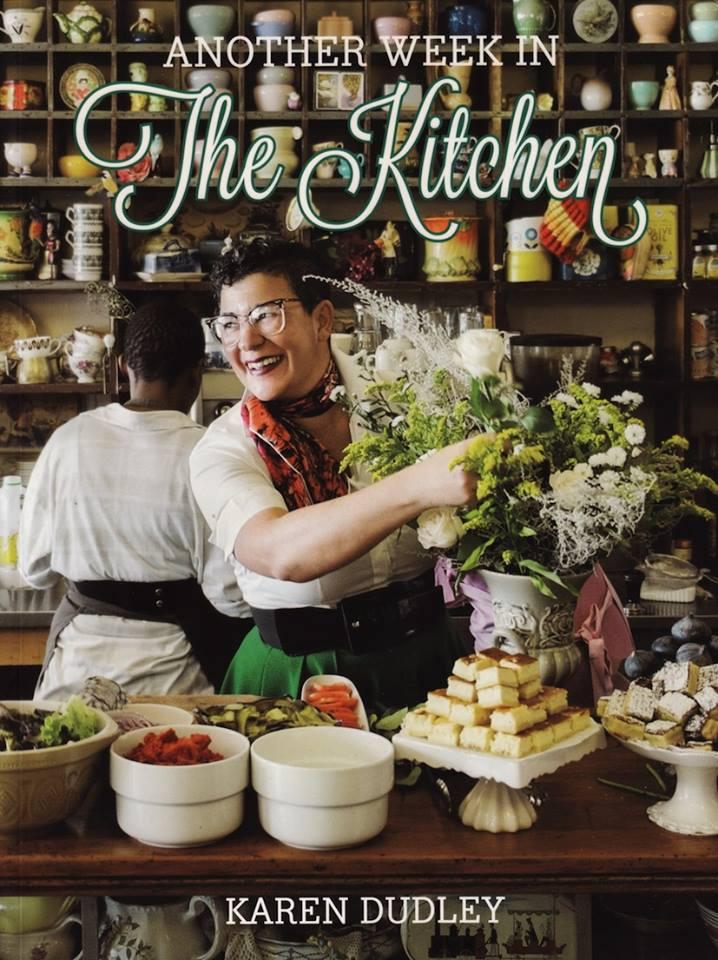 Karen Dudley the kitchen